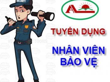 Nhân Viên Bảo Vệ Văn Phòng (Hạn nộp hồ sơ 30/04/2019)