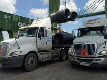 Vận tải đường bộ Phong Phú Vi Na