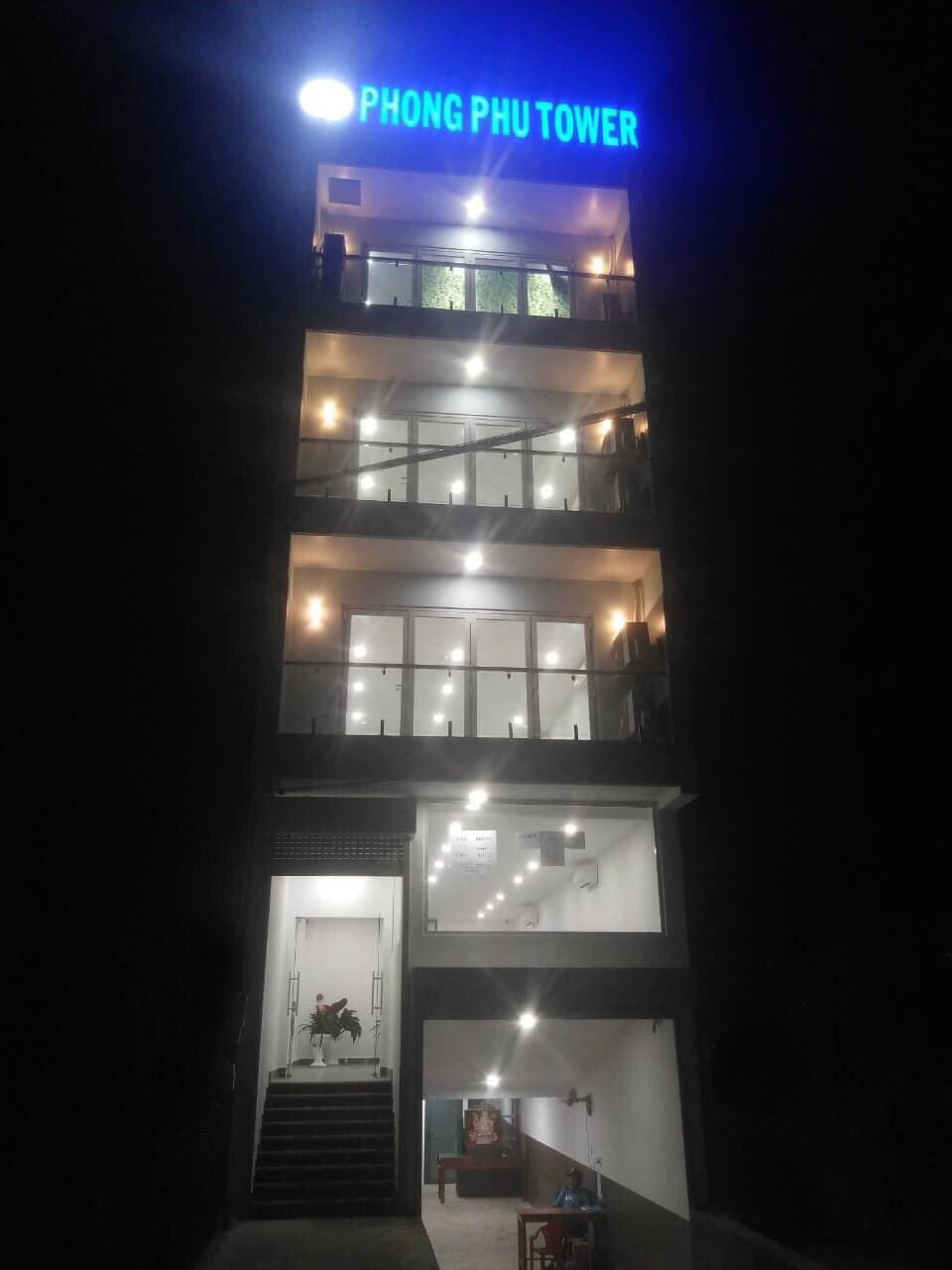 Tòa nhà Phong Phú Tower trụ sở Công Ty Cổ phần Logistics Phong Phú Vi Na