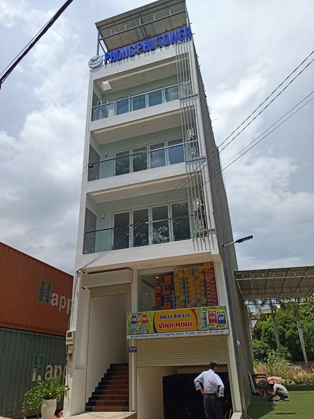 Trụ sở Công ty Cổ phần Phong Phú Vi Na