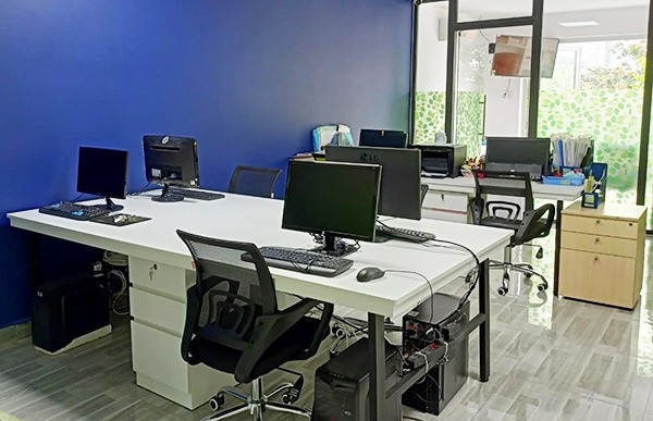 Phong Phú Vi Na luôn thúc đẩy và áp dụng công nghệ thông tin vào quá trình hoạt động kinh doanh.